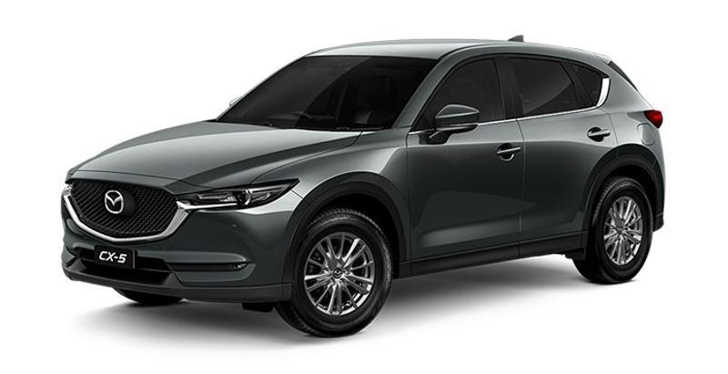 MAZDA CX-5 Touring KF Series Touring Wagon 5dr SKYACTIV-Drive 6sp i-ACTIV AWD 2.2DTT
