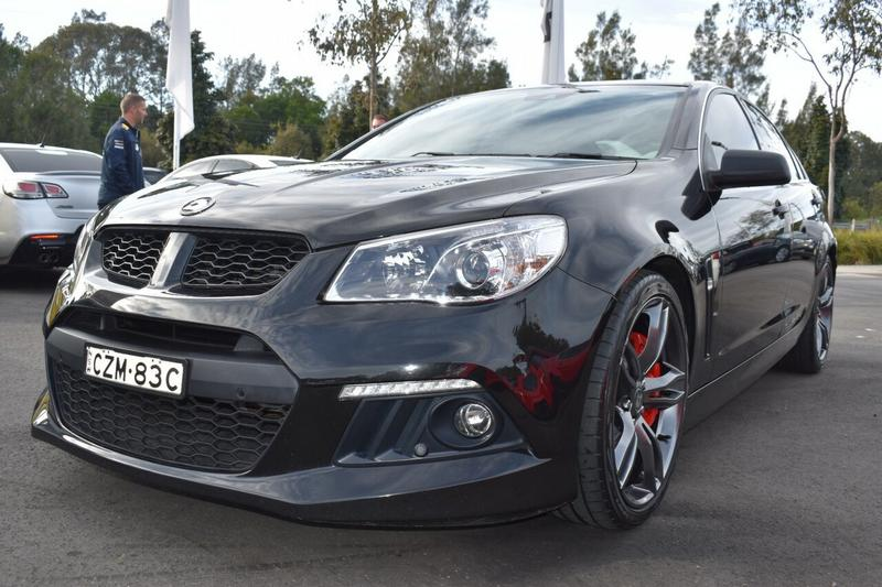 HOLDEN SPECIAL VEHICLES CLUBSPORT R8 GEN-F R8 Sedan 4dr Spts Auto 6sp 6.2i [MY15]