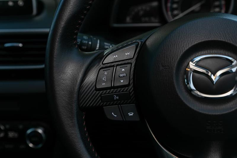 MAZDA 3 Touring BM Series Touring Hatchback 5dr SKYACTIV-Drive 6sp 2.0i