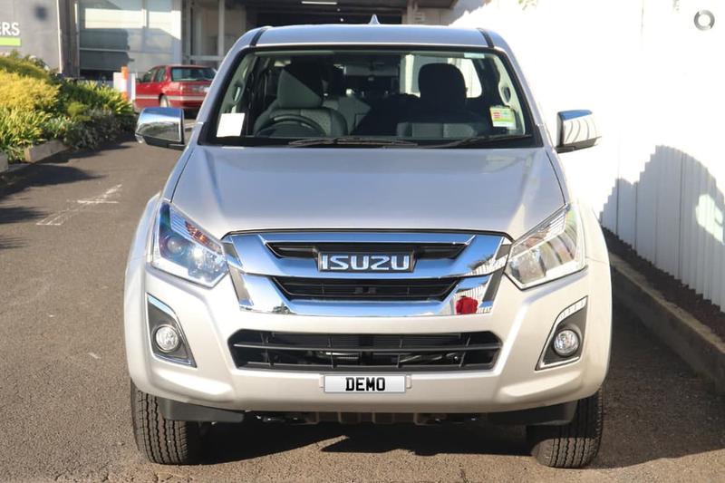 ISUZU D-MAX LS-U LS-U High Ride Utility Crew Cab 4dr Spts Auto 6sp 4x2 3.0DT [MY19]