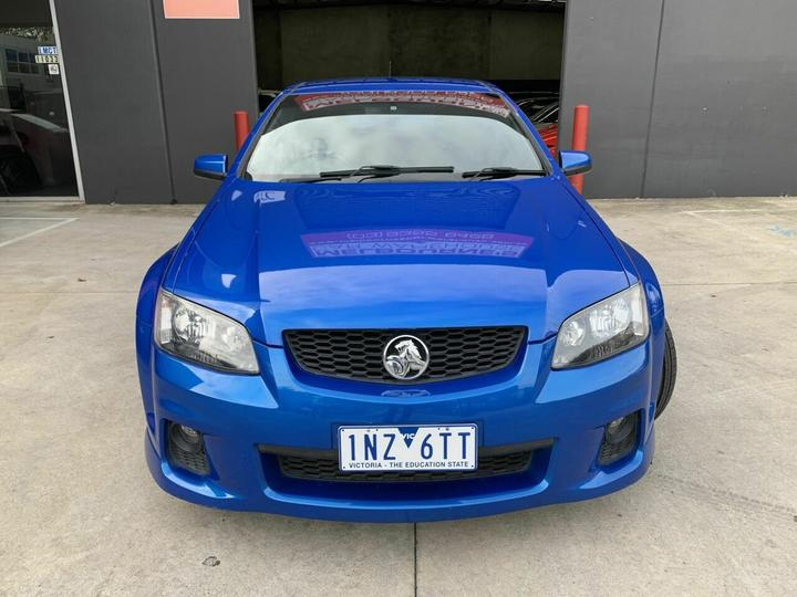 2011 HOLDEN COMMODORE SV6