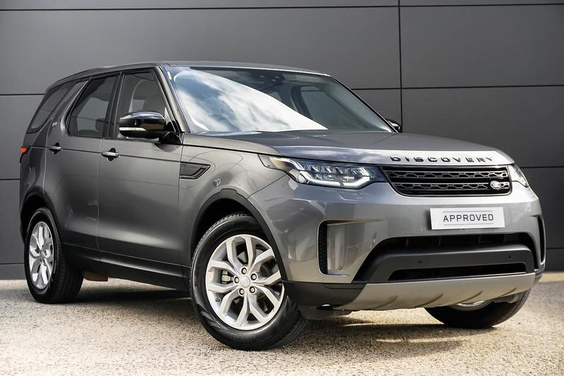 LAND ROVER DISCOVERY TD6 Series 5 TD6 SE Wagon 5dr Spts Auto 8sp 4x4 3.0DT [MY17]