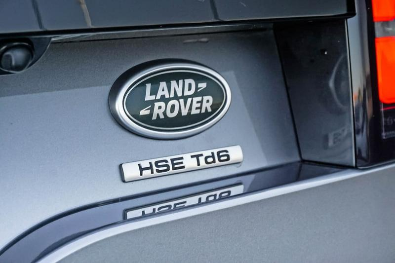 LAND ROVER DISCOVERY TD6 Series 5 TD6 HSE Wagon 5dr Spts Auto 8sp 4x4 3.0DT [MY17]