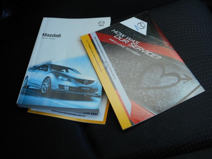 MAZDA 6 Classic GH Series 1 Classic Sedan 4dr Spts Auto 5sp 2.5i [MY09]