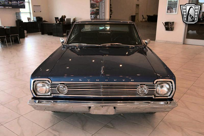 PLYMOUTH SATELLITE