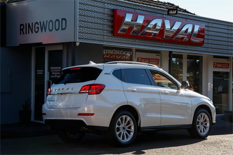 HAVAL H6 LUX LUX Wagon 5dr DCT 6sp 2.0T