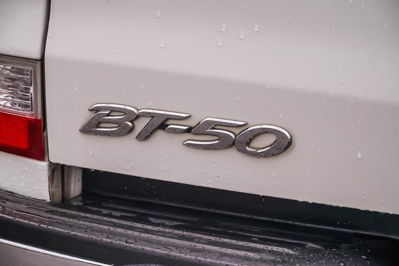 MAZDA BT-50 XTR UP XTR Hi-Rider Utility Dual Cab 4dr Man 6sp 4x2 3.2DT