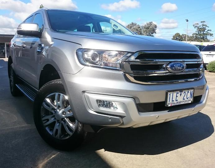 FORD EVEREST Trend UA Trend Wagon 7st 5dr Spts Auto 6sp 4WD 3.2DT [Apr]