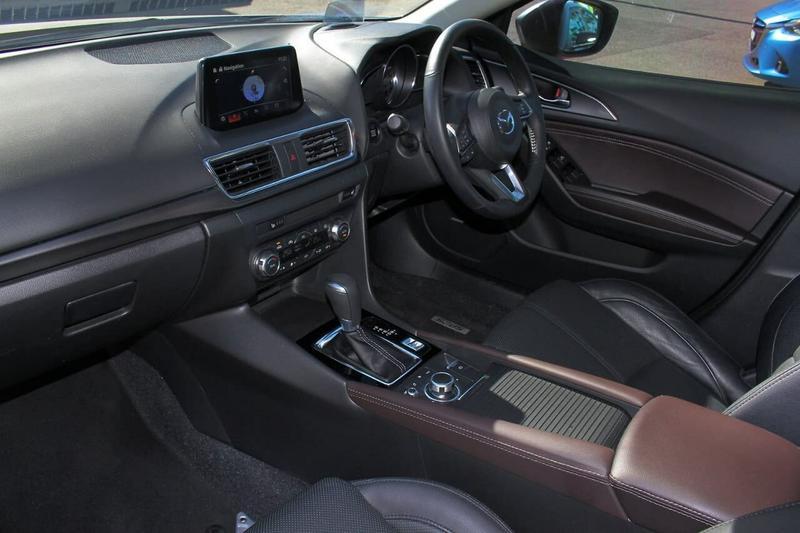 MAZDA 3 SP25 BN Series SP25 Astina Hatchback 5dr SKYACTIV-Drive 6sp 2.5i