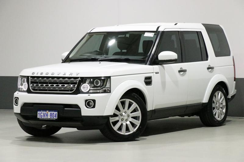 LAND ROVER DISCOVERY TDV6 Series 4 TDV6 Wagon 5dr Spts Auto 8sp 4x4 3.0DTT [MY14]