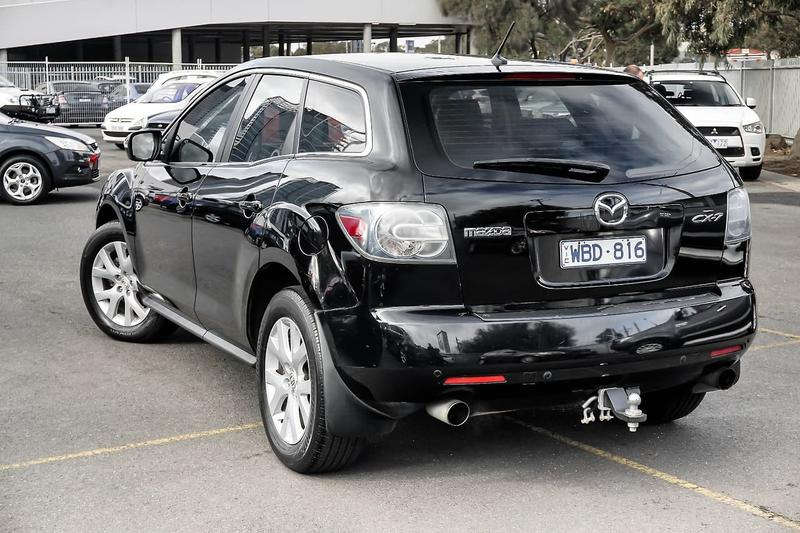 MAZDA CX-7  ER Series 1 Wagon 5dr Spts Auto 6sp 4WD 2.3T [MY07]