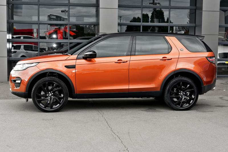 LAND ROVER DISCOVERY SPORT TD4 132kW L550 TD4 132kW HSE Wagon 5dr Spts Auto 9sp 4x4 2.0DT [MY18]