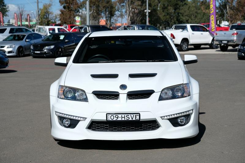 HOLDEN SPECIAL VEHICLES MALOO R8 E Series 2 R8 Utility Extended Cab 2dr Spts Auto 6sp 6.2i [Sep]