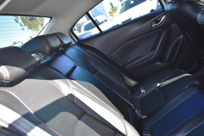 MAZDA 3 SP25 BM Series SP25 GT Sedan 4dr SKYACTIV-MT 6sp 2.5i