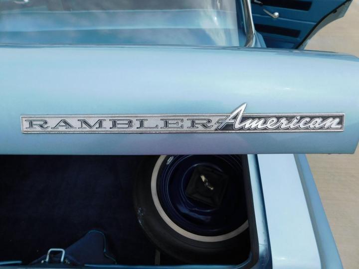 AMC RAMBLER