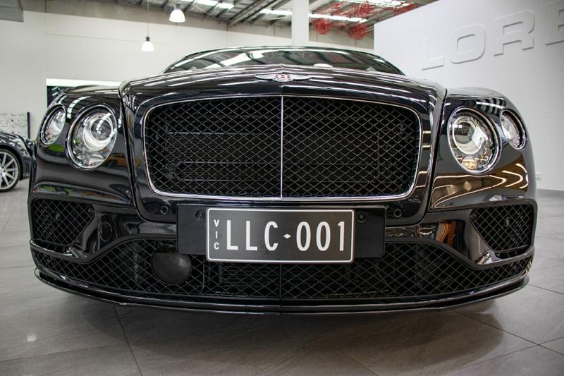 BENTLEY CONTINENTAL GT 3W GT V8 S Convertible 2dr Spts Auto 8sp 4x4 4.0TT [MY17]