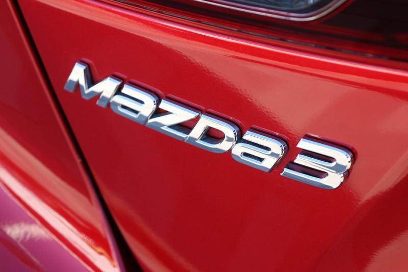 MAZDA 3 SP25 BM Series SP25 Sedan 4dr SKYACTIV-MT 6sp 2.5i