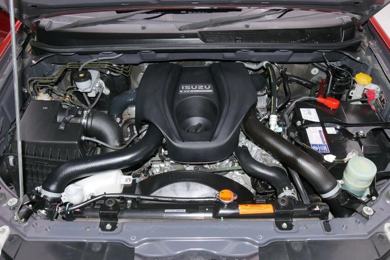 ISUZU D-MAX LS-U LS-U Utility Crew Cab 4dr Spts Auto 5sp 4x4 3.0DT [MY15]