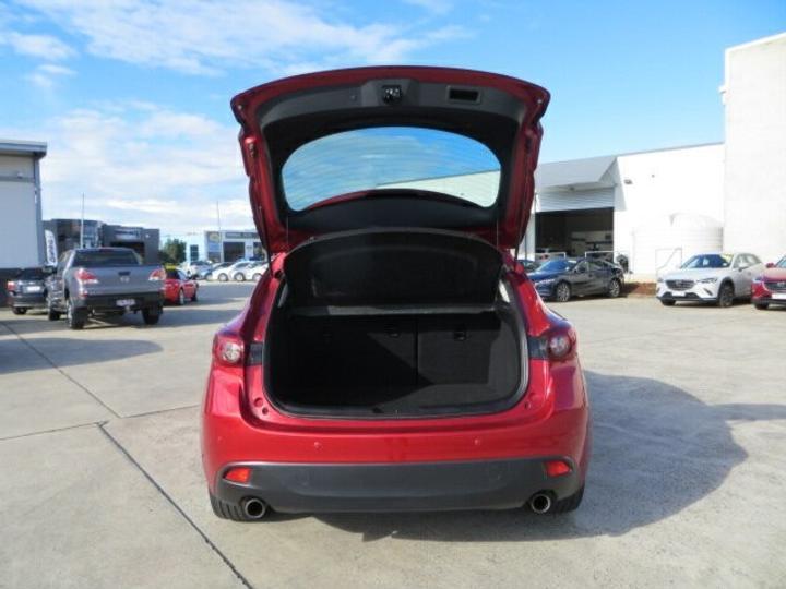 MAZDA 3 SP25 BM Series SP25 Astina Hatchback 5dr SKYACTIV-Drive 6sp 2.5i