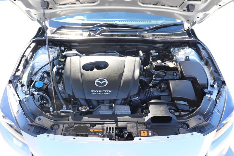 MAZDA 3 Maxx BN Series Maxx Sedan 4dr SKYACTIV-Drive 6sp 2.0i