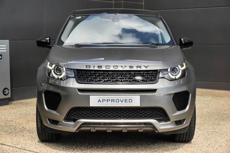 LAND ROVER DISCOVERY SPORT Si4 213kW L550 Si4 213kW SE Wagon 5dr Spts Auto 9sp 4x4 2.0T [MY18]