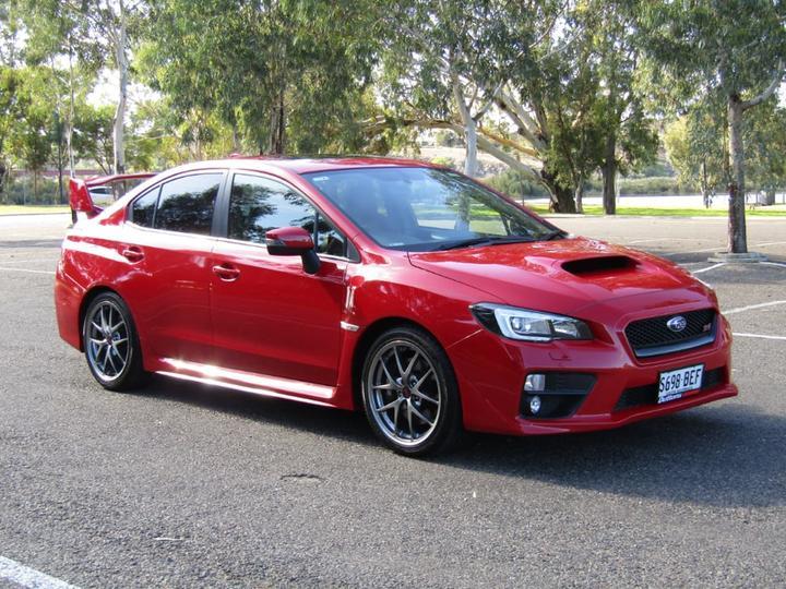 2014 Subaru Wrx Sti >> 2014 Subaru Wrx Sti