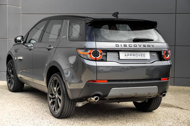 LAND ROVER DISCOVERY SPORT SD4 L550 SD4 HSE Wagon 5dr Spts Auto 9sp 4x4 2.0DTT [MY19]