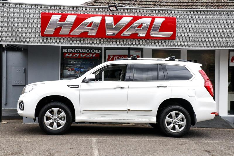 HAVAL H9 Ultra Ultra Wagon 7st 5dr Auto 8sp 4WD 2.0T [MY19]