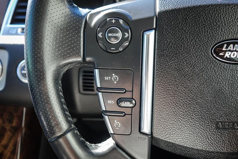 LAND ROVER RANGE ROVER SPORT TDV6 L320 TDV6 Luxury Wagon 5dr Spts Auto 6sp 4x4 3.0DTT [MY11]