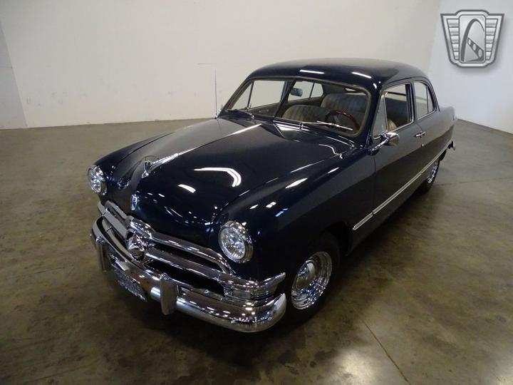 1950 FORD COUPE 4 Speed Manual