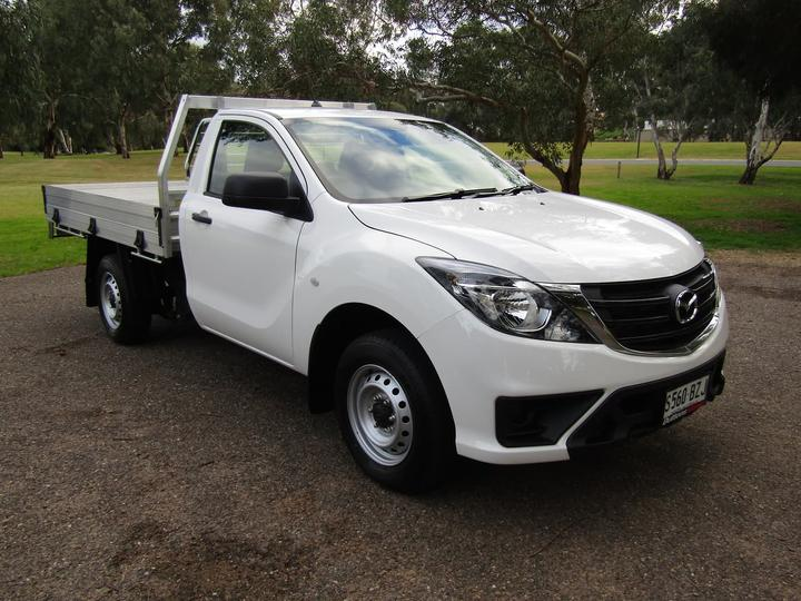 MAZDA BT-50 XT UR XT Cab Chassis Single Cab 2dr Man 6sp 4x2 2.2DT [Mar]