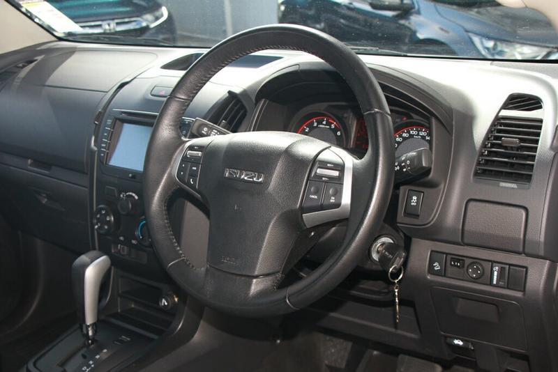 ISUZU D-MAX SX SX High Ride Cab Chassis Single Cab 2dr Spts Auto 6sp 4x2 3.0DT [MY18]