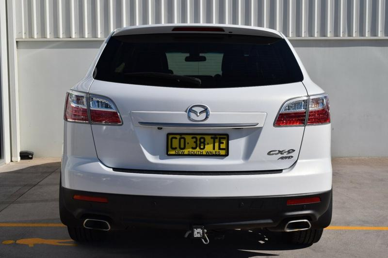 MAZDA CX-9 Luxury TB Series 4 Luxury Wagon 7st 5dr Spts Auto 6sp 4WD 3.7i [MY12]