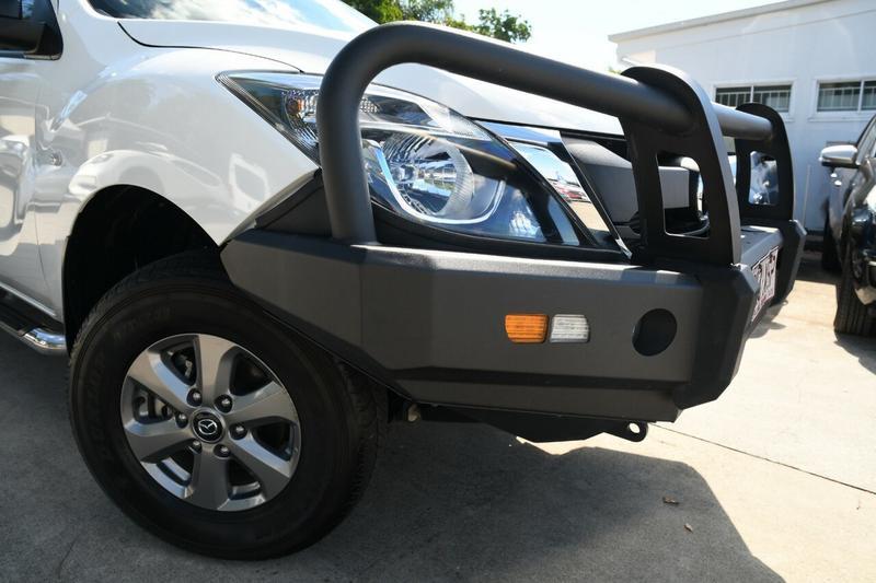 MAZDA BT-50 XT UR XT Utility Dual Cab 4dr Man 6sp 4x4 3.2DT