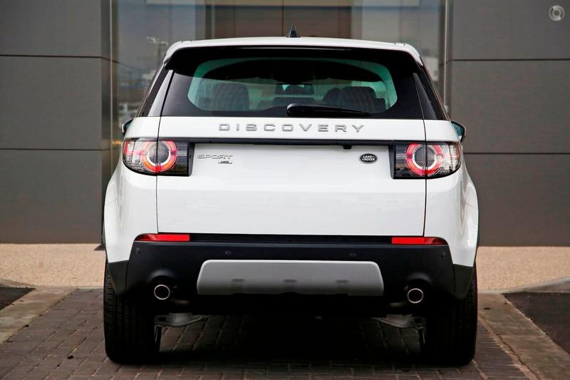 LAND ROVER DISCOVERY SPORT TD4 110kW L550 TD4 110kW HSE Wagon 5dr Spts Auto 9sp 4x4 2.0DT [MY19]