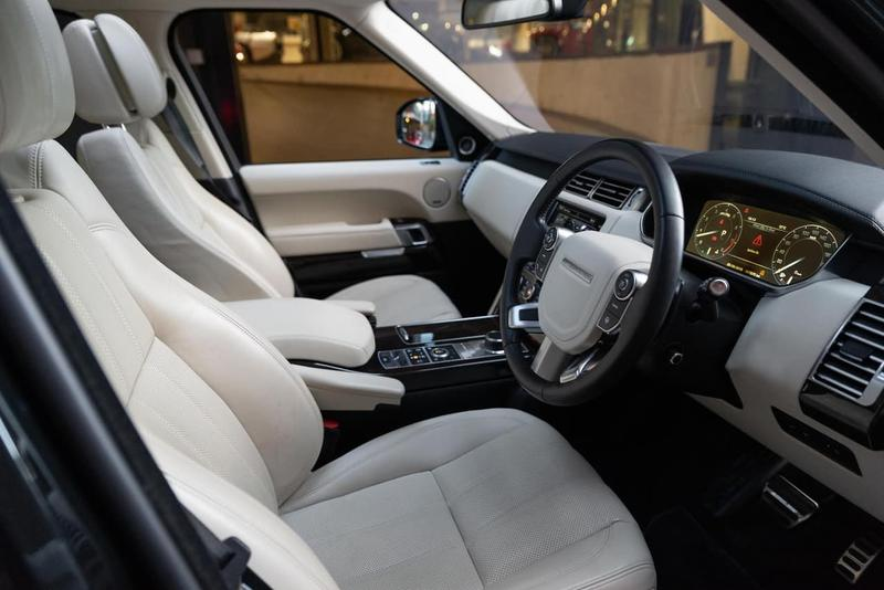 LAND ROVER RANGE ROVER V6SC L405 V6SC Vogue Wagon 5dr Spts Auto 8sp 4x4 3.0SC [MY16]