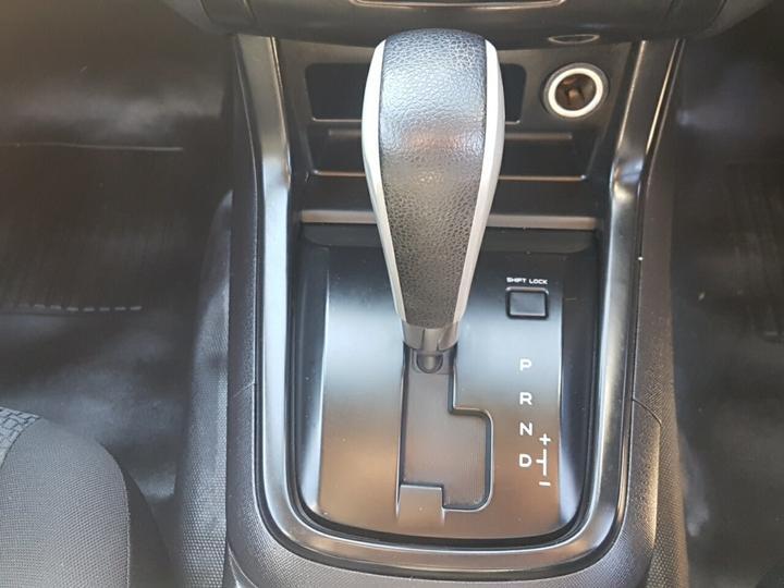 ISUZU D-MAX SX SX Cab Chassis Crew Cab 4dr Spts Auto 5sp 4x4 3.0DT [MY15]