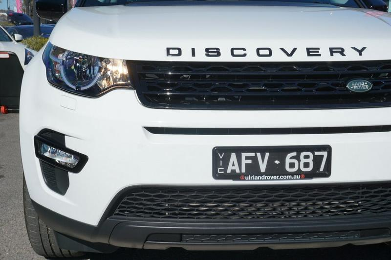 LAND ROVER DISCOVERY SPORT SD4 L550 SD4 SE Wagon 5dr Spts Auto 9sp 4x4 2.2DT [MY15]