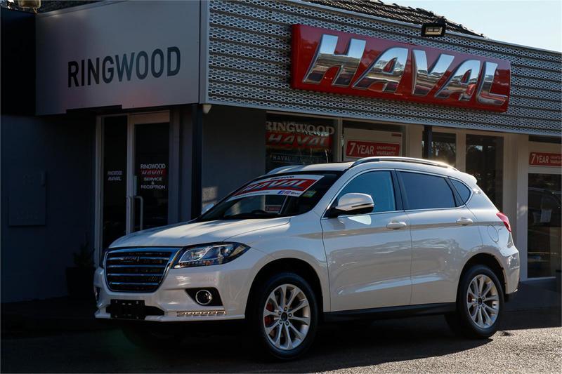HAVAL H2 LUX LUX Wagon 5dr Spts Auto 6sp 2WD 1.5T [Jan]