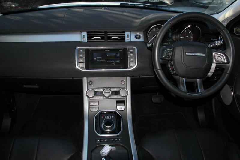 LAND ROVER RANGE ROVER EVOQUE TD4 150 L538 TD4 150 SE Wagon 5dr Spts Auto 9sp 4x4 2.0DT [MY17]
