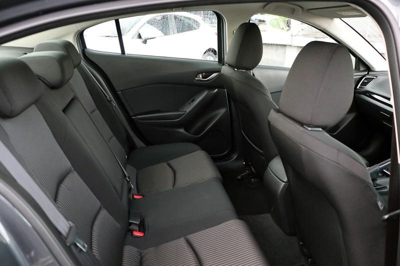 MAZDA 3 Maxx BM Series Maxx Sedan 4dr SKYACTIV-MT 6sp 2.0i