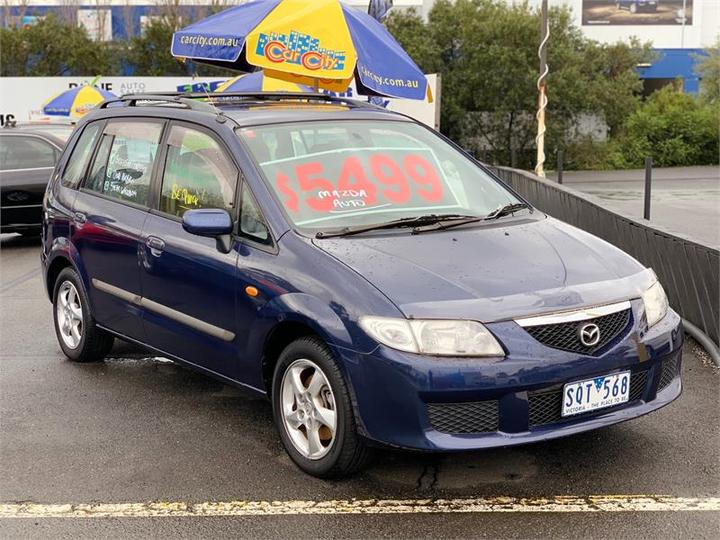 MAZDA PREMACY  CP Series 1 Hatchback 5dr Auto 4sp 1.8i