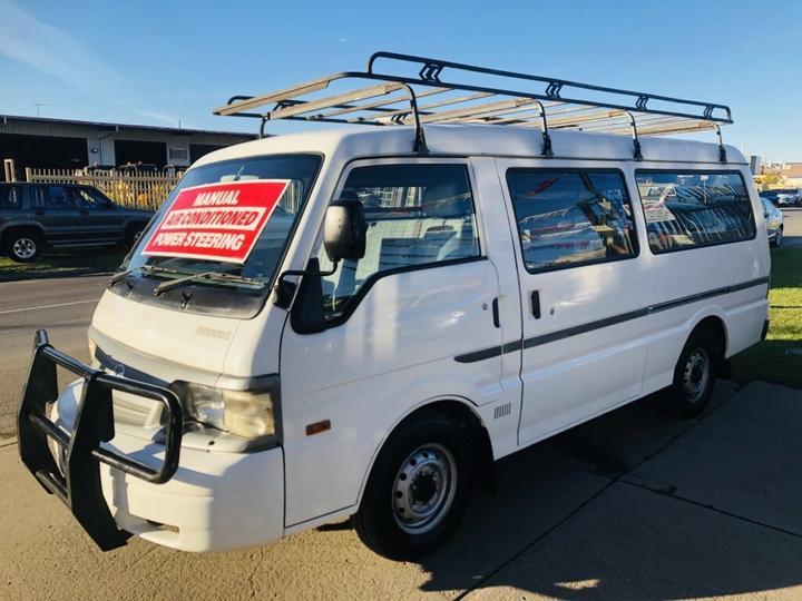 MAZDA E2000  Van LWB 4dr Man 5sp 2.0i