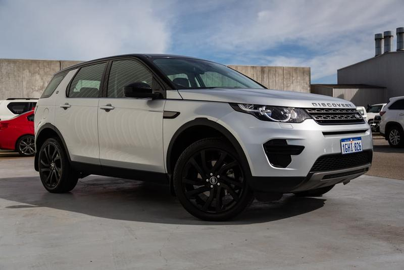 LAND ROVER DISCOVERY SPORT TD4 180 L550 TD4 180 SE Wagon 5dr Spts Auto 9sp 4x4 2.0DT [MY17]