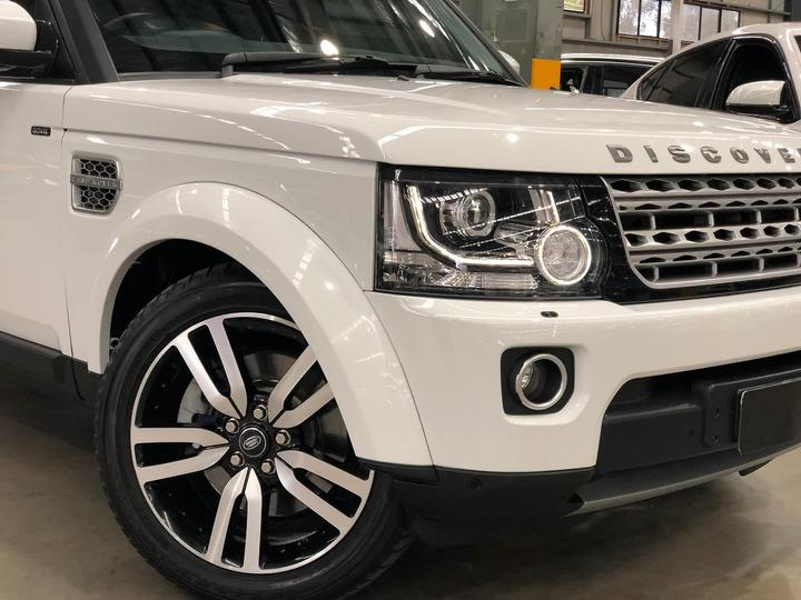 LAND ROVER DISCOVERY SDV6 Series 4 SDV6 HSE Wagon 7st 5dr Spts Auto 8sp 4x4 3.0DTT [MY16]
