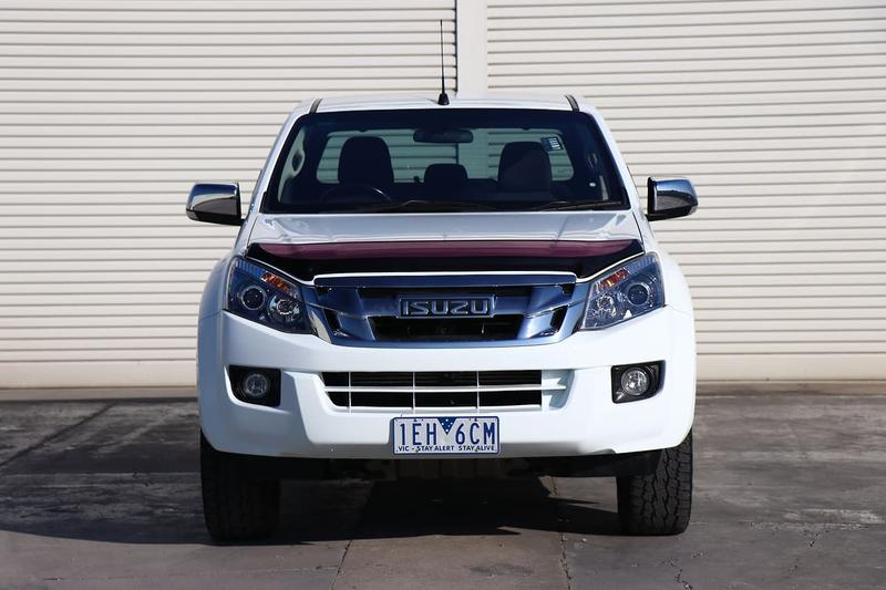 ISUZU D-MAX LS-U LS-U High Ride Utility Crew Cab 4dr Spts Auto 5sp 4x2 3.0DT [MY15]