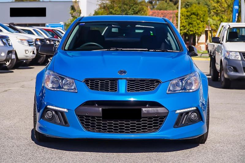 HOLDEN SPECIAL VEHICLES CLUBSPORT R8 GEN-F R8 Sedan 4dr Man 6sp 6.2i [MY14]