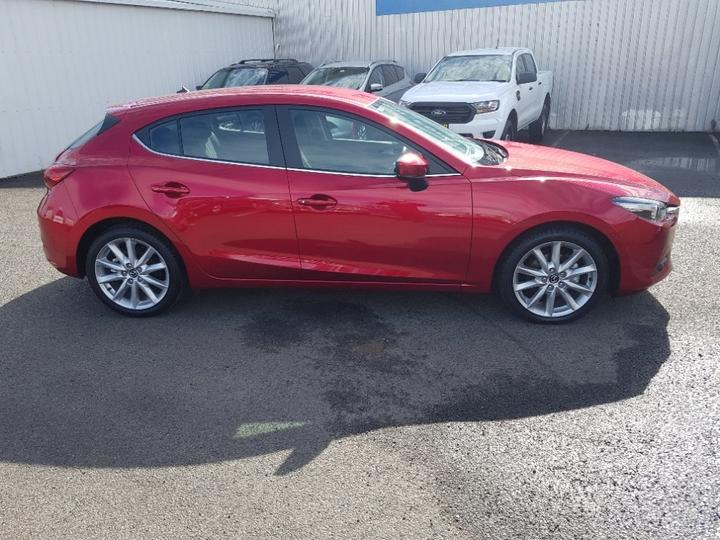 MAZDA 3 SP25 BN Series SP25 Hatchback 5dr SKYACTIV-Drive 6sp 2.5i [Jan]