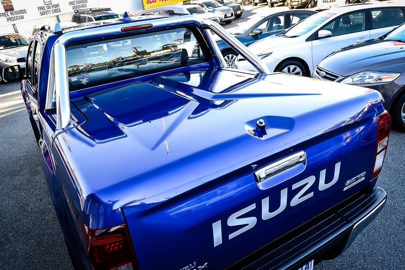 ISUZU D-MAX LS-T LS-T Utility Crew Cab 4dr Spts Auto 6sp 4x4 3.0DT [MY18]
