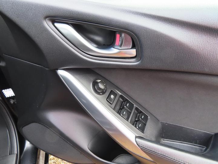 MAZDA 6 Sport GJ Sport Sedan 4dr SKYACTIV-Drive 6sp 2.5i